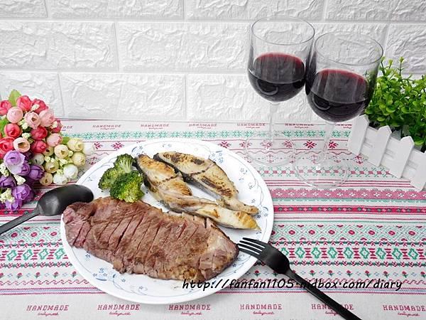 愛上新鮮 i3fresh 美國藍帶特級紐約客牛排 薄鹽土魠菲力一夜干 在家也能享用五星級餐廳般的美味 (6).JPG