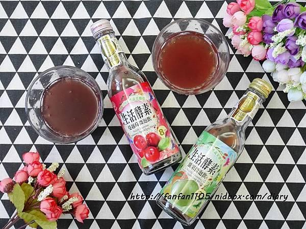 生活酵素微泡飲 纖果 蔓越莓 30種蔬果發酵而成 含有豐富的膳食纖維 (9).JPG