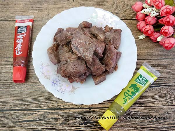 S&B 七味辣椒醬 柚子胡椒醬 讓食物有不一樣的新風味 (7).JPG