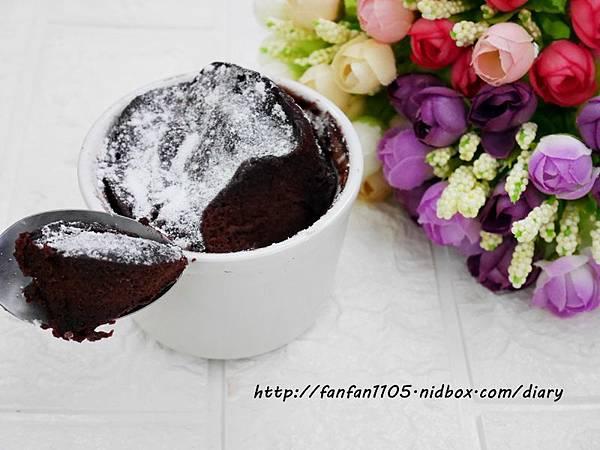 【Frigidaire 富及第】20L 美型微波爐 輕鬆製作情人節甜點 微波爐甜點食譜分享 (23).JPG