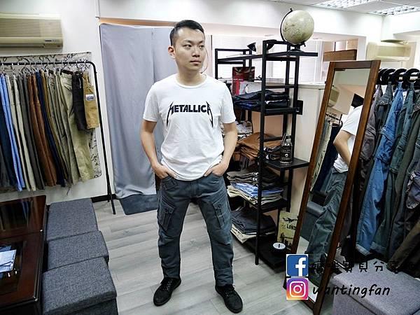 TAIWAN 新創男褲品牌【PROFI】3S功能性口袋 舒適、百搭、便利又實用 出國必備褲款 (13).JPG