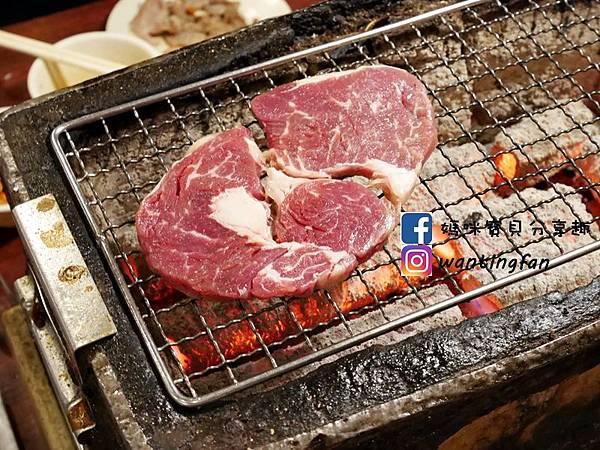 【新莊吃到飽】台北鑽木取火日式燒肉 火鍋燒烤吃到飽 有生蠔鮮蝦牛排羊排豬排 多種美味吃到飽 (62).JPG