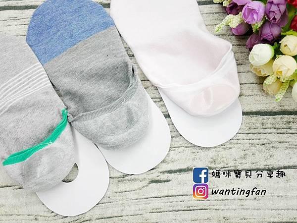 【蒂巴蕾】知足嚴選消臭抗菌隱形襪 讓我穿搭容易更舒適 (4).JPG