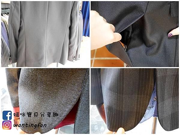 【台中西裝】Mr.k SUIT 西服攝影婚宴 訂製款平價韓版西裝 生活婚宴尾牙穿搭 (5).jpg