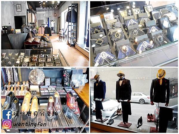 【台中西裝】Mr.k SUIT 西服攝影婚宴 訂製款平價韓版西裝 生活婚宴尾牙穿搭 (3).jpg