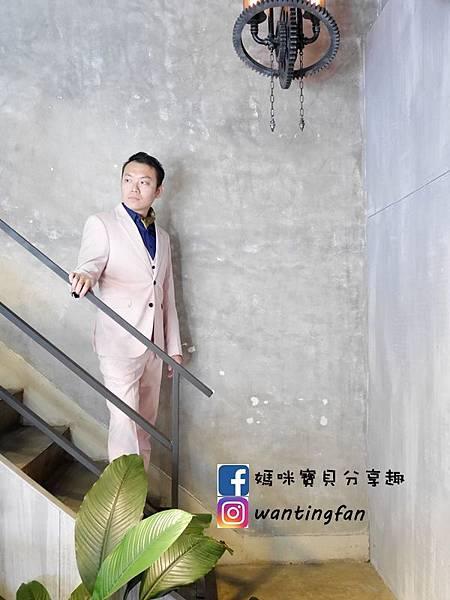 【台中西裝】Mr.k SUIT 西服攝影婚宴 訂製款平價韓版西裝 生活婚宴尾牙穿搭 (9).JPG