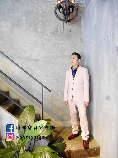 【台中西裝】Mr.k SUIT 西服攝影婚宴 訂製款平價韓版西裝 生活婚宴尾牙穿搭 (10).JPG
