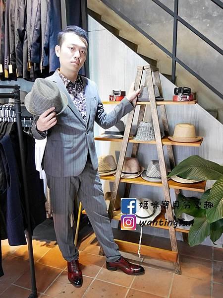 【台中西裝】Mr.k SUIT 西服攝影婚宴 訂製款平價韓版西裝 生活婚宴尾牙穿搭 (15).JPG