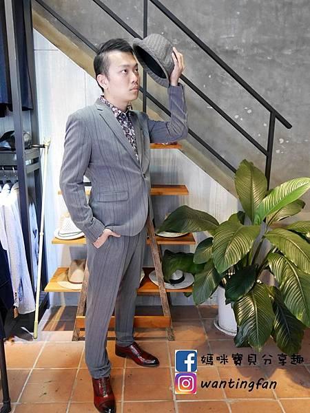 【台中西裝】Mr.k SUIT 西服攝影婚宴 訂製款平價韓版西裝 生活婚宴尾牙穿搭 (20).JPG