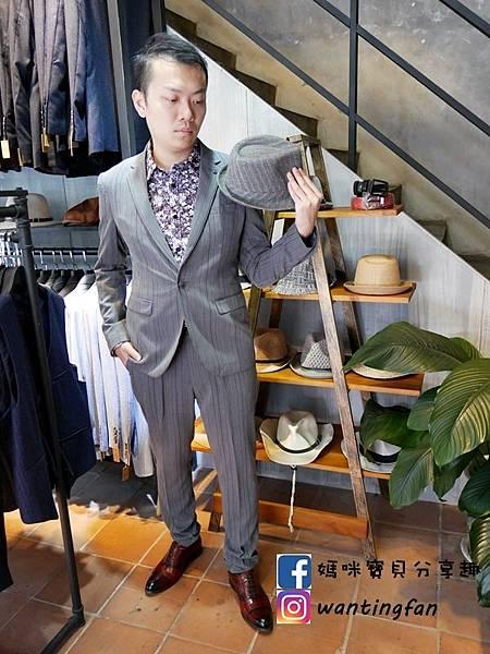 【台中西裝】Mr.k SUIT 西服攝影婚宴 訂製款平價韓版西裝 生活婚宴尾牙穿搭 (16).JPG