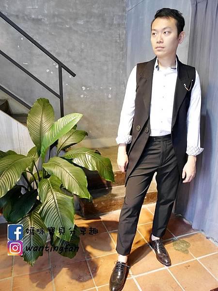 【台中西裝】Mr.k SUIT 西服攝影婚宴 訂製款平價韓版西裝 生活婚宴尾牙穿搭 (22).JPG