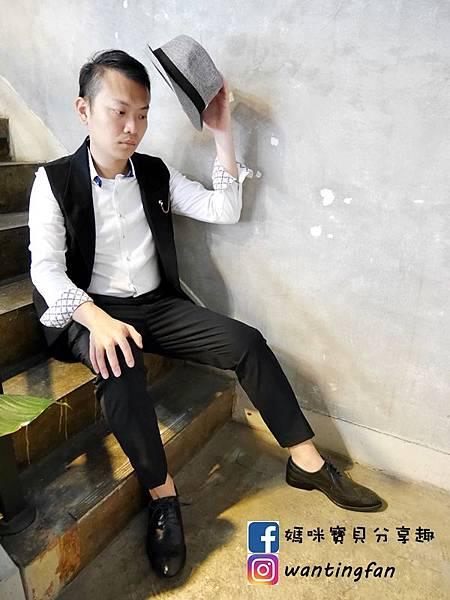 【台中西裝】Mr.k SUIT 西服攝影婚宴 訂製款平價韓版西裝 生活婚宴尾牙穿搭 (25).JPG