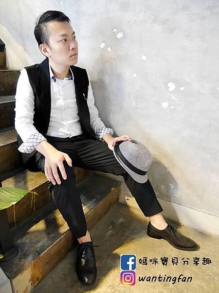 【台中西裝】Mr.k SUIT 西服攝影婚宴 訂製款平價韓版西裝 生活婚宴尾牙穿搭 (24).JPG