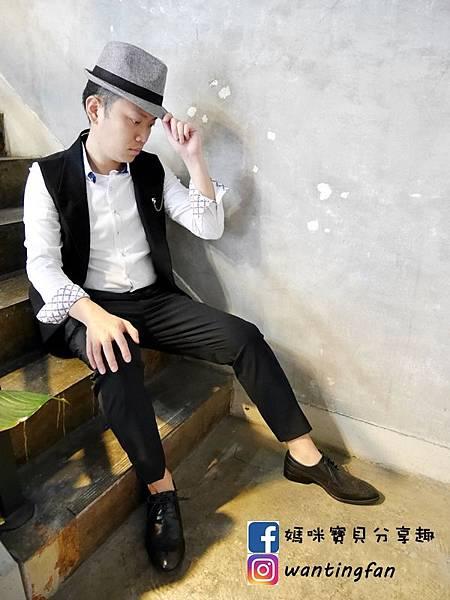【台中西裝】Mr.k SUIT 西服攝影婚宴 訂製款平價韓版西裝 生活婚宴尾牙穿搭 (26).JPG