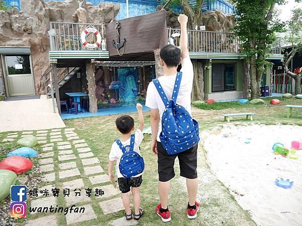 【天藍小舖】迪士尼造型唐老鴨保冷多功能後背包迪士尼造型唐老鴨寶貝多功能後背包 #媽媽包 #親子包 #迪士尼 #背包 (19).JPG