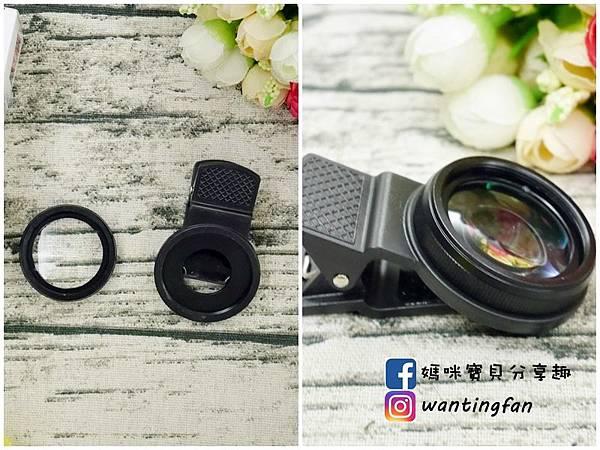【E-books 中景科技】網美拍照支架鏡頭組 N35 藍牙三腳架自拍組 N48超大廣角0.6x專業手機鏡頭組 52mm 大口徑鏡頭 讓我拍照不求人 (2).jpg