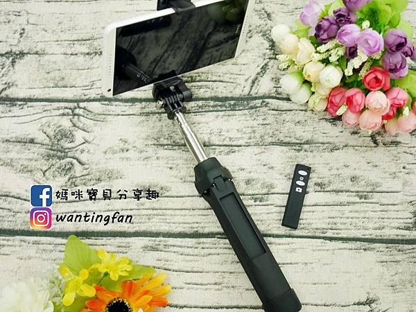 【E-books 中景科技】網美拍照支架鏡頭組 N35 藍牙三腳架自拍組 N48超大廣角0.6x專業手機鏡頭組 52mm 大口徑鏡頭 讓我拍照不求人 (14).JPG