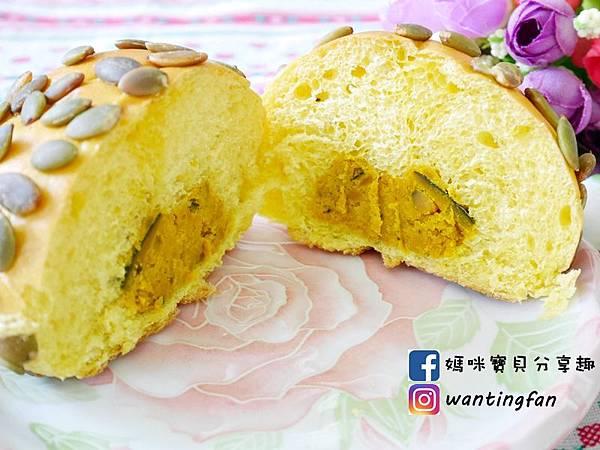 【宅配麵包蛋糕】Coin Cake貨幣蛋糕精緻手工麵包 #高雄貨幣蛋糕 #比特幣消費 #火龍果 #明太子麵包 #高鈣厚片 (9).JPG