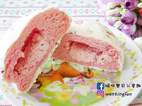 【宅配麵包蛋糕】Coin Cake貨幣蛋糕精緻手工麵包 #高雄貨幣蛋糕 #比特幣消費 #火龍果 #明太子麵包 #高鈣厚片 (13).JPG