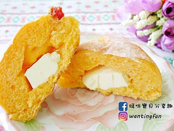 【宅配麵包蛋糕】Coin Cake貨幣蛋糕精緻手工麵包 #高雄貨幣蛋糕 #比特幣消費 #火龍果 #明太子麵包 #高鈣厚片 (17).JPG