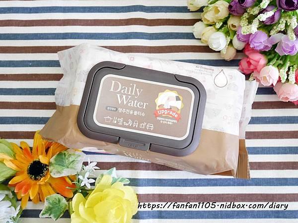 Daily Water 韓國家用溼紙巾 居家清潔的好幫手 輕鬆帶走油污、髒污 (17).JPG