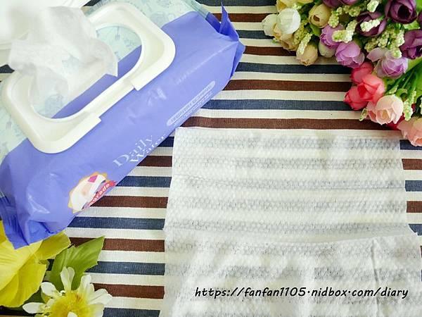 Daily Water 韓國家用溼紙巾 居家清潔的好幫手 輕鬆帶走油污、髒污 (24).JPG