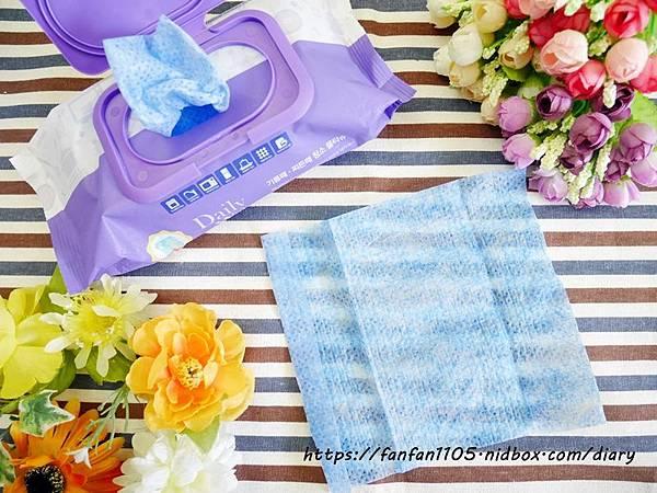 Daily Water 韓國家用溼紙巾 居家清潔的好幫手 輕鬆帶走油污、髒污 (29).JPG