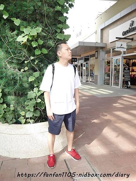 【Releon】100%棉透氣竹節T 純白 #竹節棉 #吸汗透氣 #功能T恤 #休閒 (13).JPG