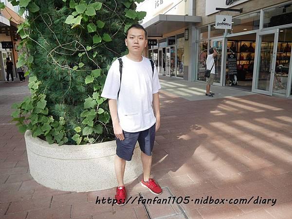 【Releon】100%棉透氣竹節T 純白 #竹節棉 #吸汗透氣 #功能T恤 #休閒 (12).JPG