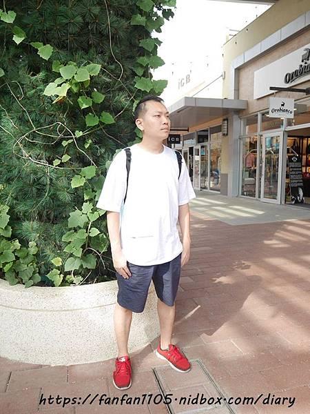 【Releon】100%棉透氣竹節T 純白 #竹節棉 #吸汗透氣 #功能T恤 #休閒 (14).JPG