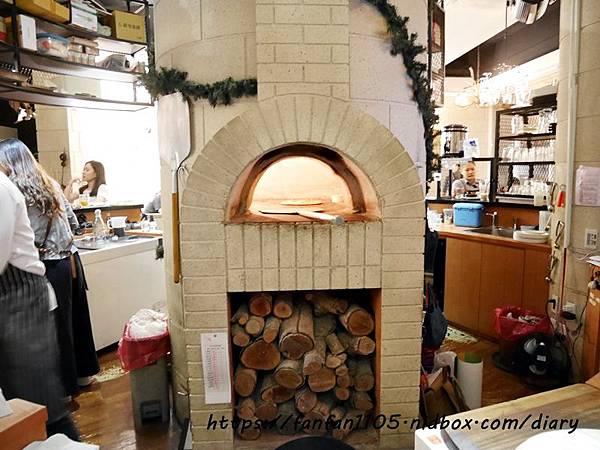 【蘆洲美食】石窯屋 #義式料理 #窯烤披薩 #披薩 #半月烤餅 #義大利燉飯 #義大利麵 (4).JPG