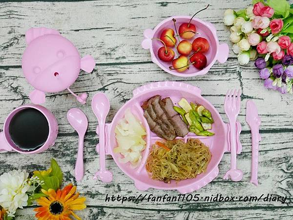 【Cornflower玉米食器】 快樂海洋派對兒童餐具禮盒 #兒童餐具 #環保餐具 #SGS (12).JPG