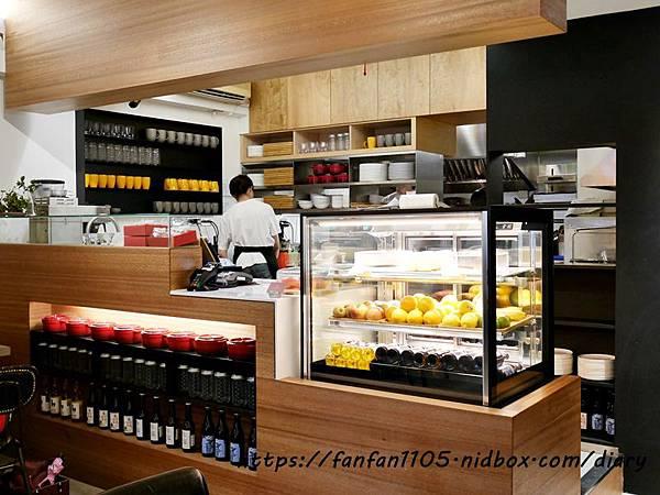 【信義區美食】Kitchen of Love 愛的廚房 #法式薄餅 #溫沙拉 #輕食 #藜麥 #下午茶 #松菸美食 (7).JPG
