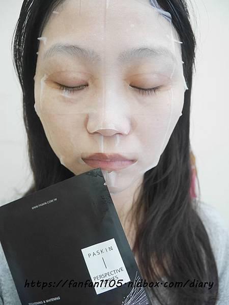 PASKIN 肌膚防禦專家 #PASKIN #肌膚防禦專家 #環境面膜 #文青面膜 #內含四種面膜材質 (25).JPG