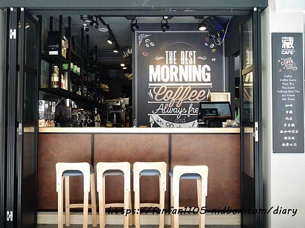 【東區咖啡】藏咖啡 #茶拿鐵 #熱壓吐司 #霜淇淋 #藏cafe #平價咖啡 (5).JPG