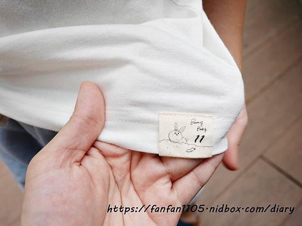 【Bunny Baby】有機棉創意童裝 #有機棉童裝 #GOTS認證有機棉 #有機棉 #童裝 #過敏兒 #不致敏童裝 (6).JPG