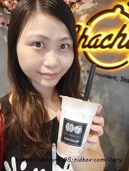 【Chachago 茶茶GO】逮丸芋頭2號 #Chachago #茶茶果 #西門美食 #西門飲品 #手搖飲 #初鹿農場鮮奶 #茶茶GO西門形象店 (19).JPG