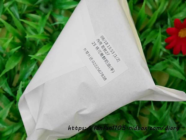 【板橋美食】Fun鬆廚房-新埔店 #純手作鬆餅 #鬆餅 #下午茶 #甜點 #早餐 #銅板美食 (10).JPG