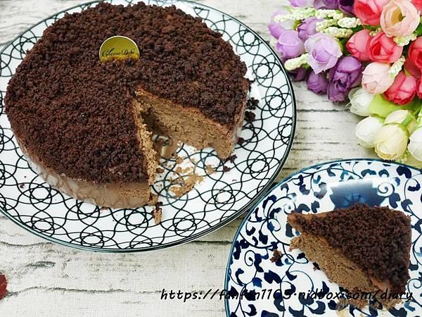 【起士公爵】朱古力圓舞曲、北國藍莓 #彌月蛋糕 #伴手禮 #無奶油 #無麩質 #無添加乳酪蛋糕 (9).JPG