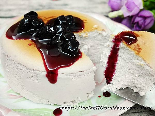 【起士公爵】朱古力圓舞曲、北國藍莓 #彌月蛋糕 #伴手禮 #無奶油 #無麩質 #無添加乳酪蛋糕 (14).JPG
