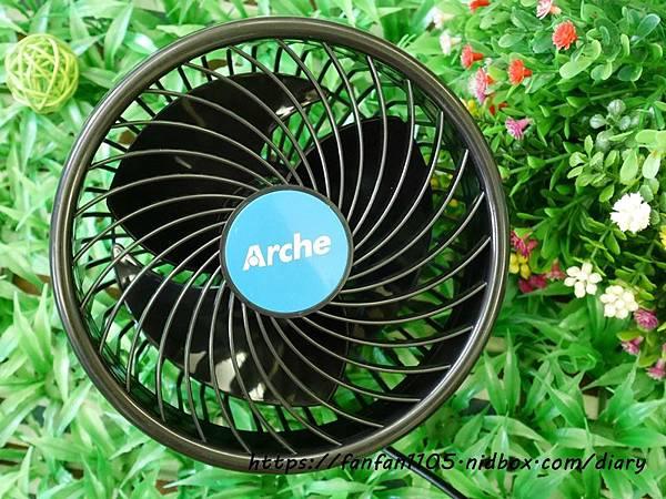 車用循環扇【Arche艾鉅】全新一代加強版馬達 6吋渦流循環風扇  #循環風扇 #車用 (12).JPG