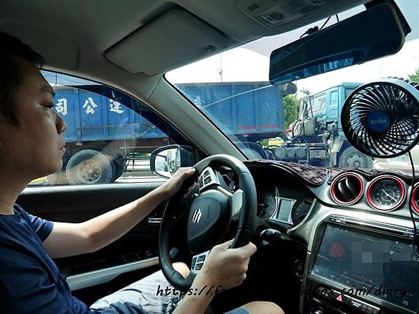 車用循環扇【Arche艾鉅】全新一代加強版馬達 6吋渦流循環風扇  #循環風扇 #車用 (14).JPG