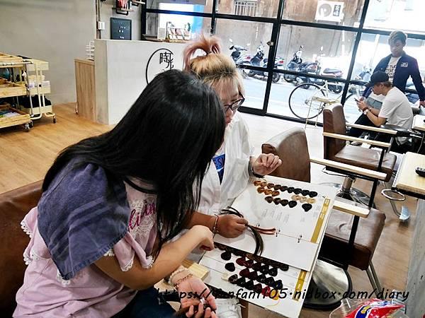 【永和美髮】時光藝廊 time Hair #洗髮 #剪髮 #護髮 #染髮 #永和髮廊 (14).JPG