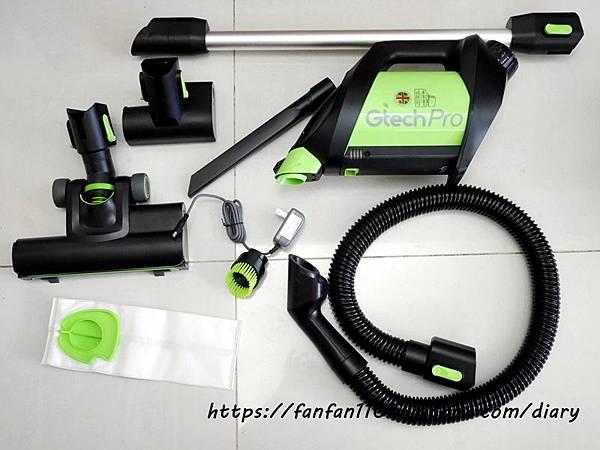 【英國Gtech】小綠 Pro 專業版濾袋式無線除蟎吸塵器 #小綠 #小綠吸塵器 #除蟎吸塵器推薦 #無線吸塵器 (12).JPG