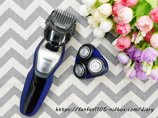 【PHILIPS】S5000 勁鋒系列 乾濕兩用電鬍刀 給你便利又舒適的新觸感 #電鬍刀 #電鬍刀推薦 (11).JPG