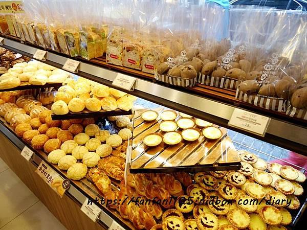 台北 觀光客必訪【聖瑪莉(東門店)】#麵包 #甜點 #伴手禮 #鳳梨酥 #下午茶 (9).JPG