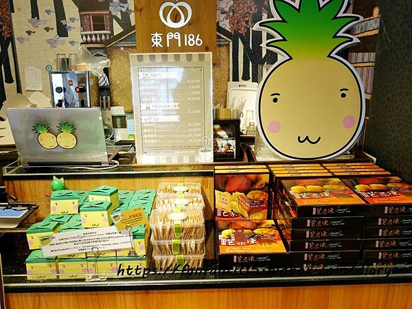 台北 觀光客必訪【聖瑪莉(東門店)】#麵包 #甜點 #伴手禮 #鳳梨酥 #下午茶 (19).JPG