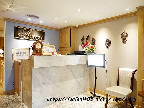 【新北美食】慕拉諾義式餐廳 Murano #高CP值 #約會餐廳 #生態魚缸#新莊美食 #平價義式餐廳 #義式料理 (5).JPG