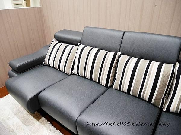 【家具推薦】多瓦娜家居 #平價家具店 #貓抓皮沙發 #L型沙發 #沙發床 (10).JPG