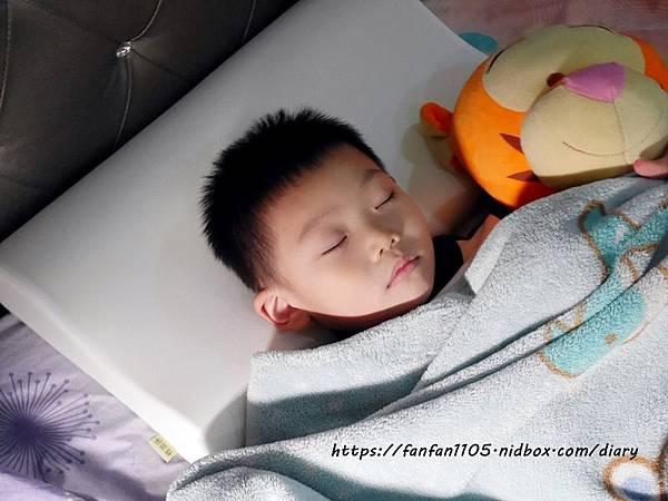 【GreySa格蕾莎】兒童環保記憶枕 專為5~12歲兒童設計 #台灣製造 側睡仰睡都適合 (9).JPG